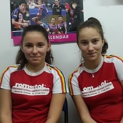 Interviu cu Andreea Dragoman si Denisa Baltag (video)