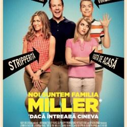 Comedia Noi suntem familia Miller, de azi la Medias