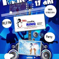 Sambata Radio Ring implineste 17 ani