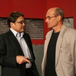 Cristian Tudor Popescu si Emil Hurezeanu invitati la MECEFF 2014