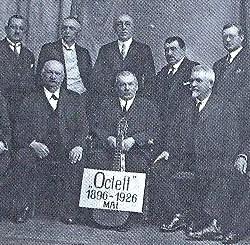 Remember: 125 de la înfiinţarea grupului vocal Octet Mediaş