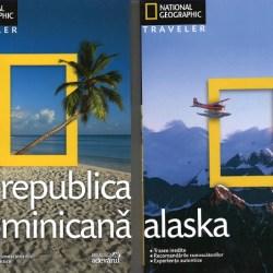 Castiga doua ghiduri National Geographic Traveler