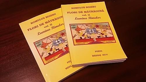 carti Romulus Boieru