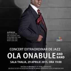 Ziua Internationala a Jazzului, marcata azi la Sibiu