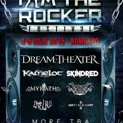 Festivalul I AM THE ROCKER reconfigurat