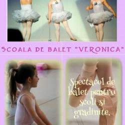 Spectacol de balet pentru copii