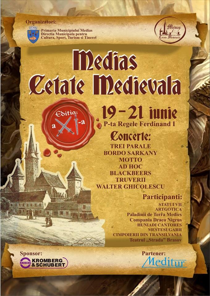 Medias Cetate Medievala 2015