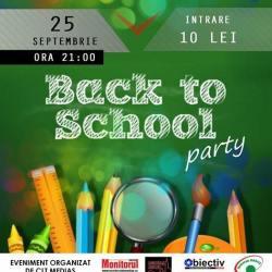 """""""Back to School"""", petrecerea liceenilor medieseni"""