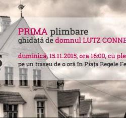 "Invitatie la plimbarea ""Turist acasa, in Medias"""