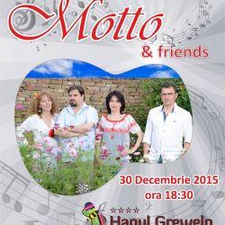 Concert folk Motto & friends