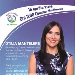Otilia Mantelers, in premiera la Medias