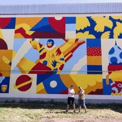 Selectie de proiecte street art
