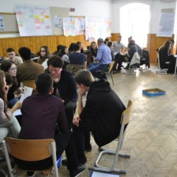 """Proiectul de educatie civica """"Joc de strategie: Politica locala"""""""