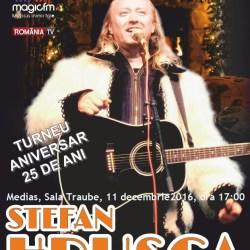 Se vand bilete pentru concertul lui Stefan Hrusca