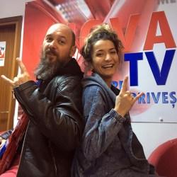 """Maria Cojocaru participa la emisiunea """"The Four – Cei 4"""""""