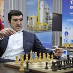 Vladimir Kramnik, castigator la Turneul Regilor Romgaz