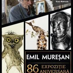 Vernisajul expozitiei retrospective Emil Muresan