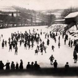 Remember: Mediesenii au avut o Asociatie de patinaj