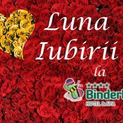 """Luna Iubirii"" la Hotel Binderbubi Medias"