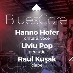 BluesCore Tour ajunge la Sibiu