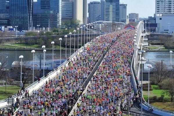 Trei medieseni alearga maine la Vienna City Marathon