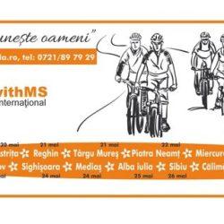 Stafeta Ciclista SM 2017 ajunge azi la Medias