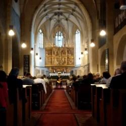 Remember: Concerte inregistrate in Biserica Evenghelica Sf. Margareta