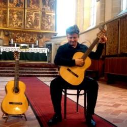 De la Schubert la Sting – concert de chitara Costin Soare