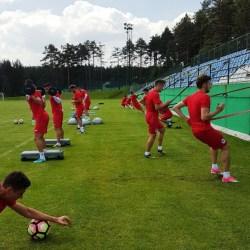 Gazistii au patru meciuri de pregatire in Serbia