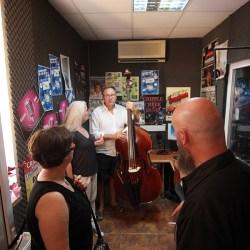 Nid de Poule, unplugged la Radio Ring (video)