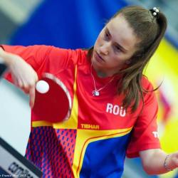 Andreea Dragoman joaca in Portugalia