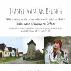 Transilvanian Brunch la Valchid