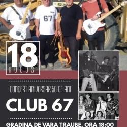 Concert aniversar CLUB 67