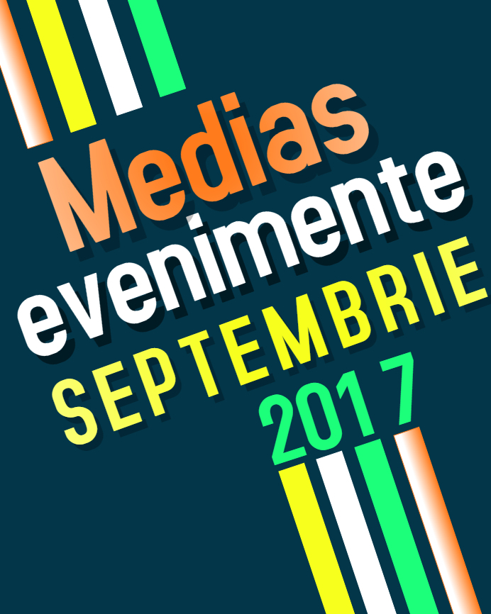 evenimente  septembrie 2017