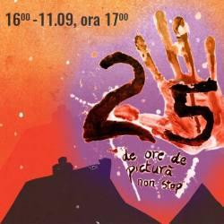 """Festivalul """"25 de ore de teatru non-stop"""" se imprieteneste cu celelalte arte"""