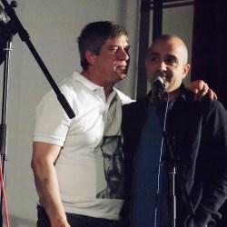 Din dragoste pentru Gyuri: Ioan Oliu si Cristi Dumitrascu (video)