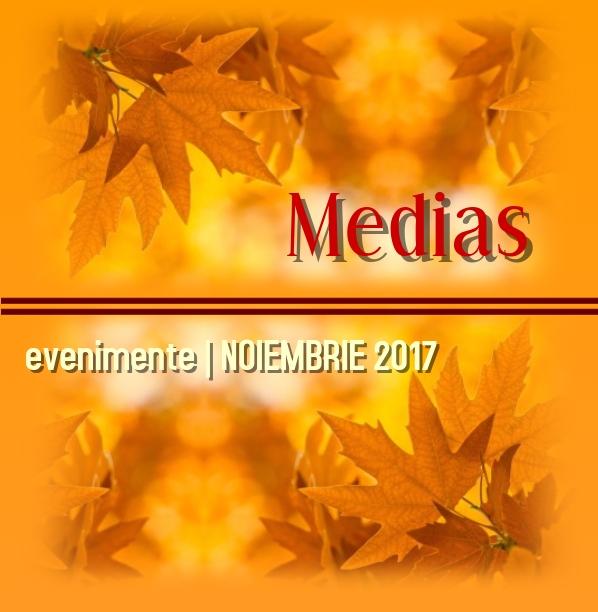 evenimente noiembrie 2017