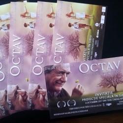 "Concurs: Castiga o invitatie dubla la premiera filmului ""Octav"""