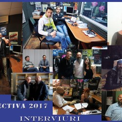 Retrospectiva 2017: Interviuri
