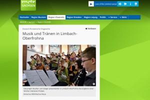 Elevi medieseni, in presa din Germania