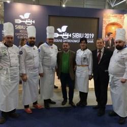 Chef Marius Urian, gatind la Targul de Turism al Romaniei (video)