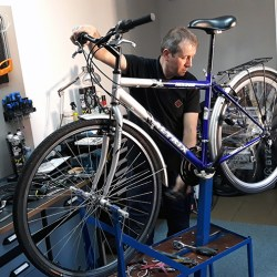 Atti Bike Med mi-a pregatit bicicleta pentru vara