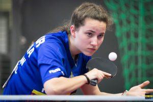 Andreea Dragoman participă la GAZPROM European Table Tennis Team Championship