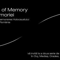"""Proiectul """"Rezistenta. The Future of Memory/ Viitorul Memoriei"""""""