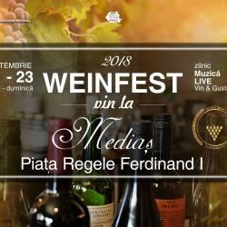 Prima editie Weinfest la Medias