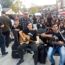 Medieseni prezenti la Sibiu Guitar Meeting