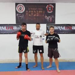 Dragon Fight Academy Kickboxing Medias lupta pentru o cauza nobila