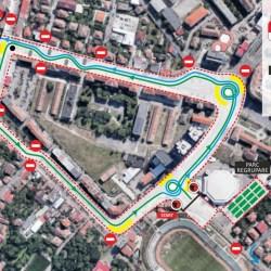 Restrictii de trafic la Raliul Sibiului