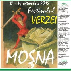 Mosna: Festivalul Verzei, editia 2018
