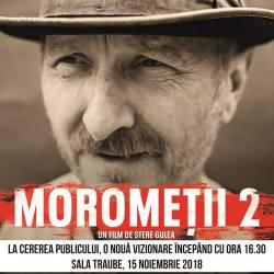 Castiga o invitatie dubla la filmul Morometii 2